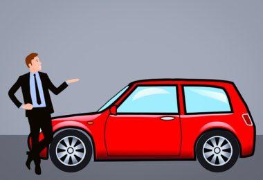 mandataire automobile